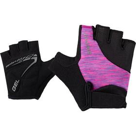 Ziener Canizo Bike Gloves Kids, fuchsia melange